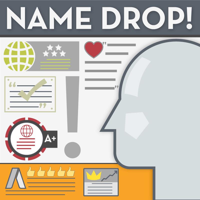 Name-Drop!