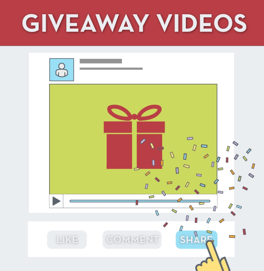 Giveaway Videos