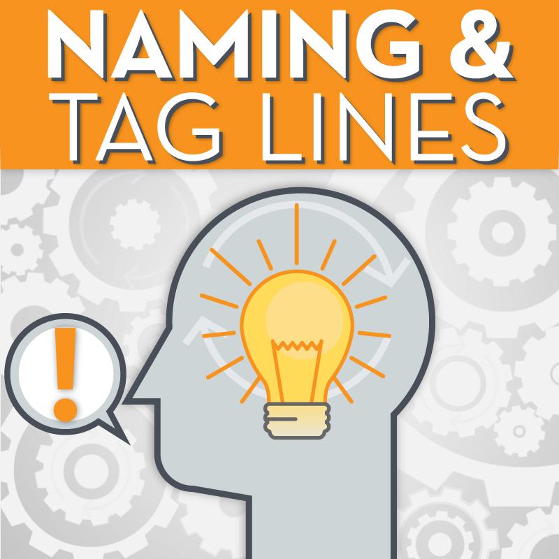 Naming & TagLines